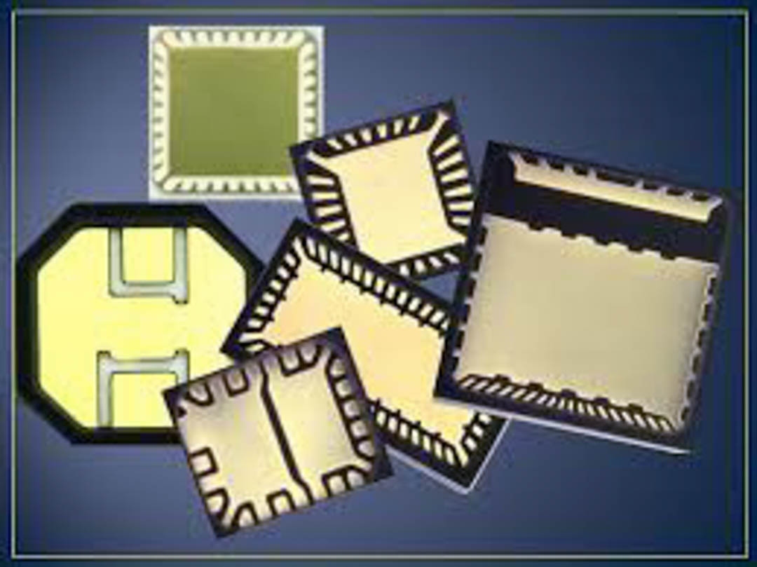 Integrated circuit packaging image